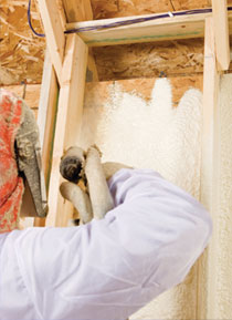 Las Vegas Spray Foam Insulation Services and Benefits