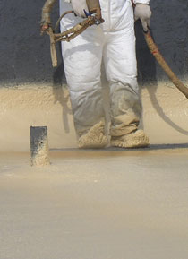 Las Vegas Spray Foam Roofing Systems